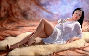 Persian Goddess Chanel LaBelle