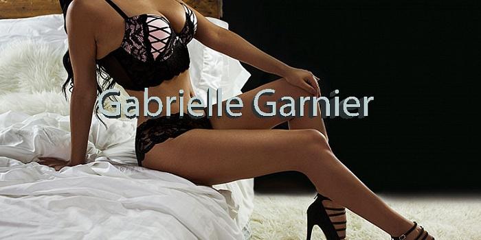 Gabrielle Garnier's Cover Photo