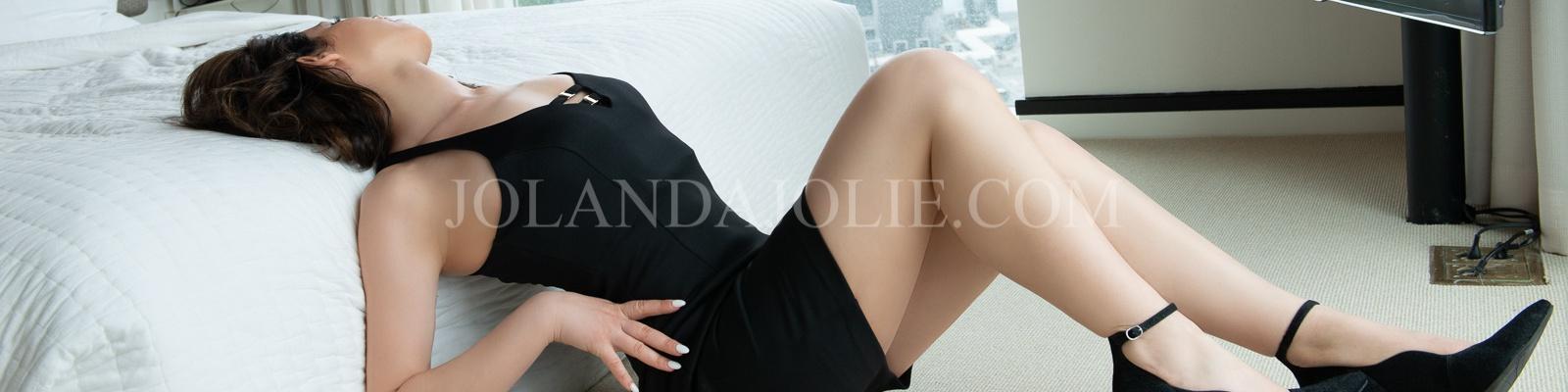 Jolanda Jolie Escort