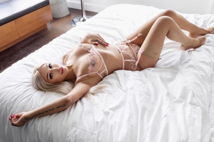 Candice petite model