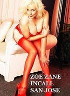 Zoe Zane Escort