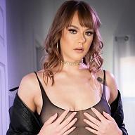 Adult star Rebecca Vanguard