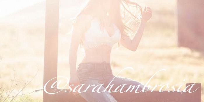 Sarah Ambrosia's Cover Photo