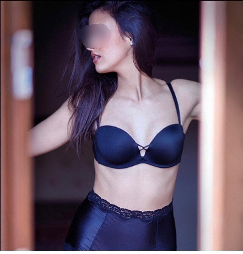Cover Model Aria Lorenzo