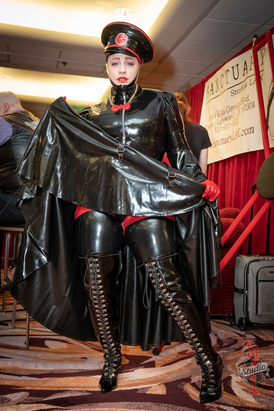 Rubber Goddess Serenity Smith