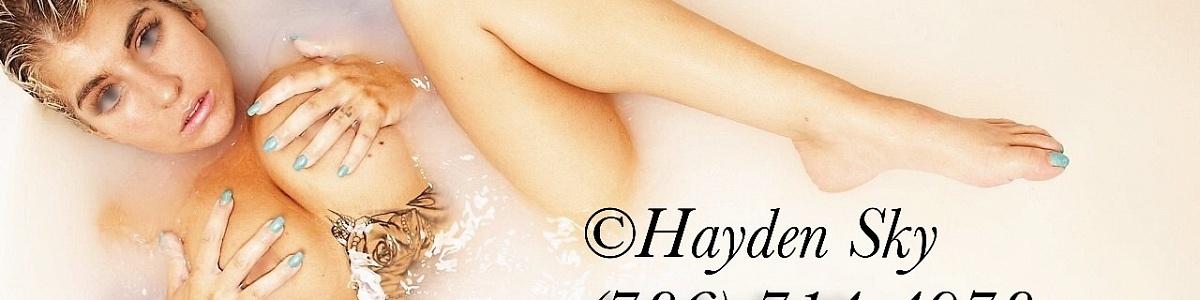 Hayden Sky's Cover Photo