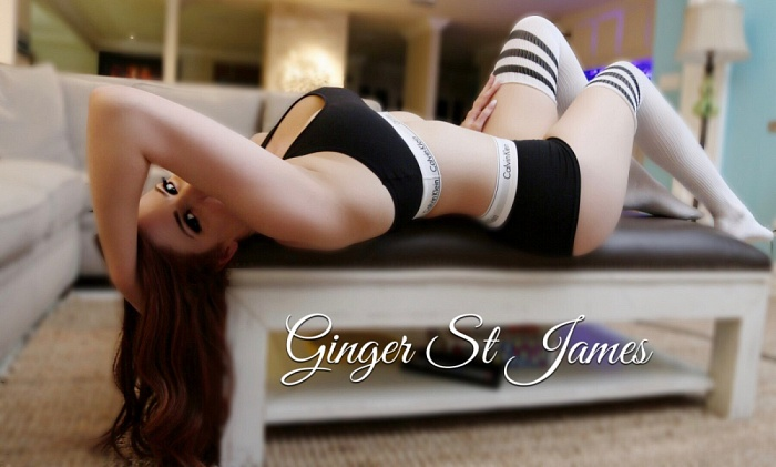 Ginger St. James