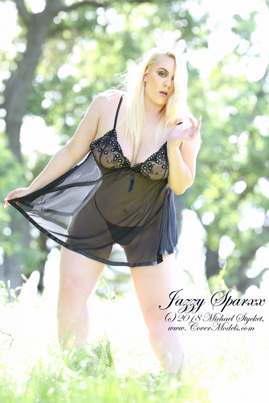 Jazzy Sparxxx