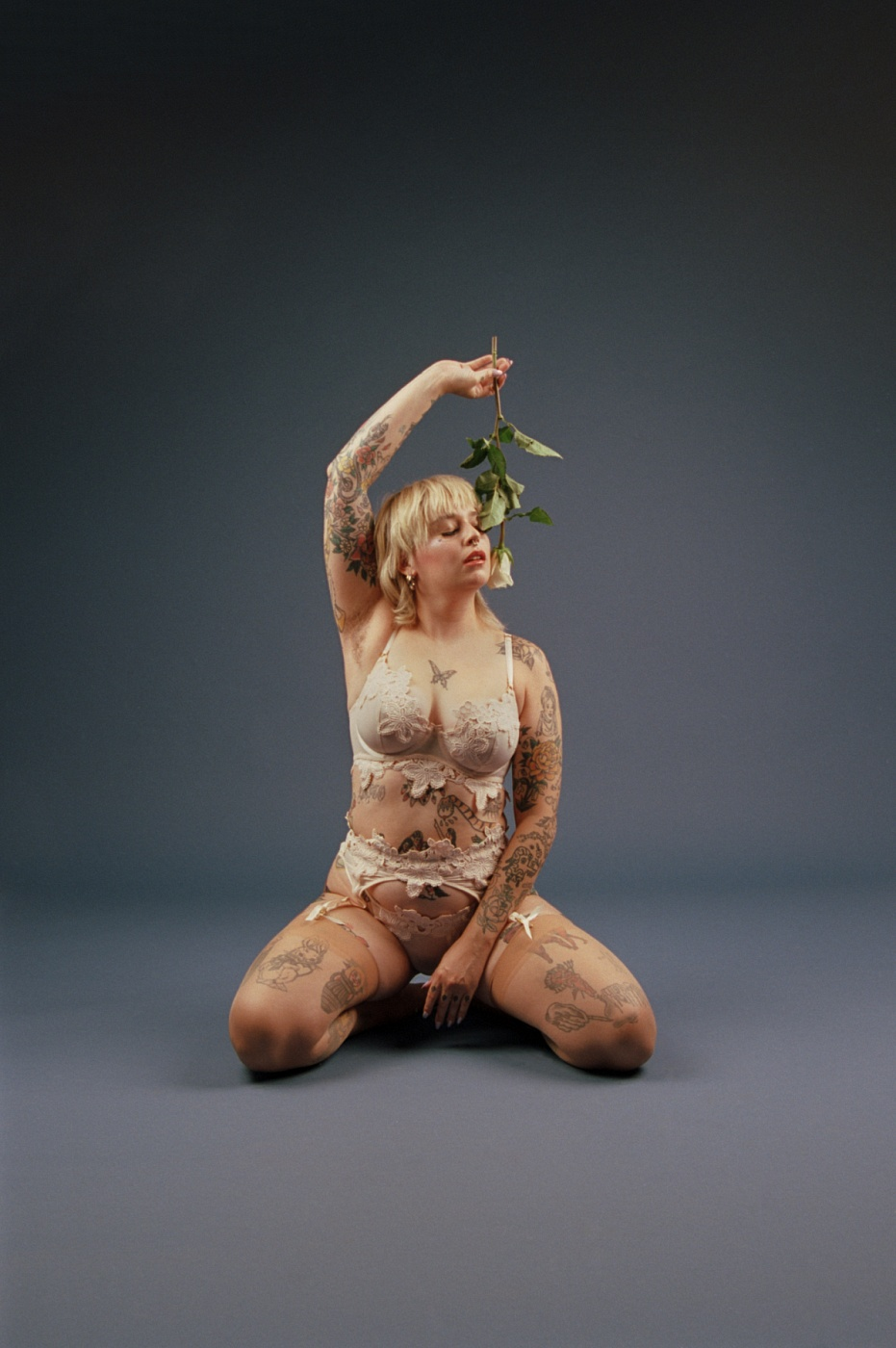 Goddess Elody Rose