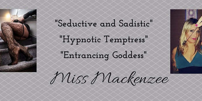 Miss Mackenzee's Cover Photo