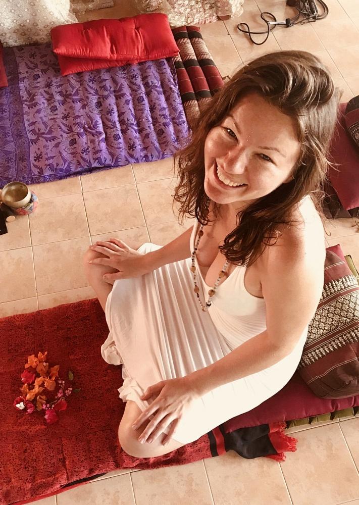 Goddess Freia Sandari