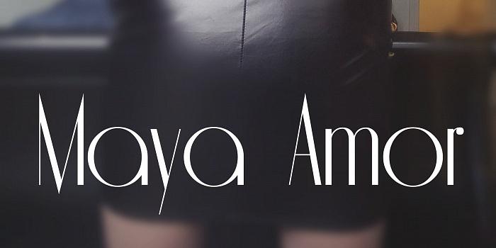Maya Amor's Cover Photo