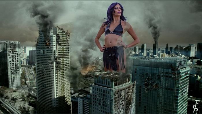 Madam Raven Rae