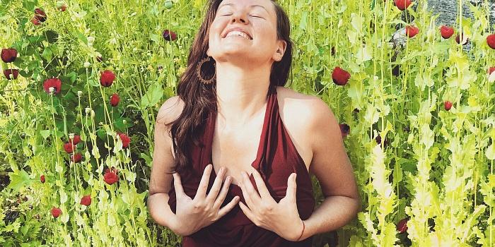 Goddess Freia Sandari's Cover Photo
