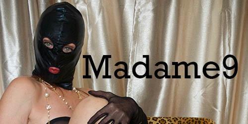 Madame 9's Cover Photo