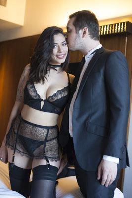 Sexy NY Couple