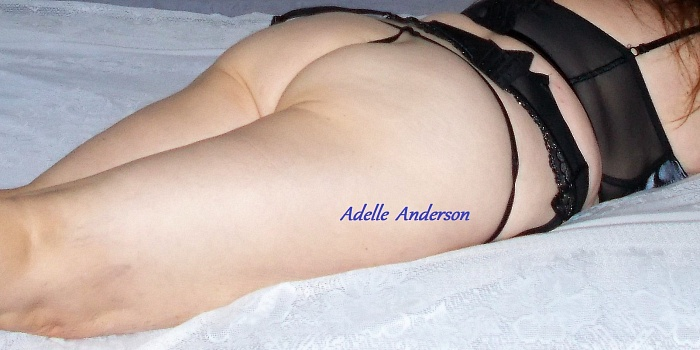 Adelle Anderson in Rhode Island's Cover Photo