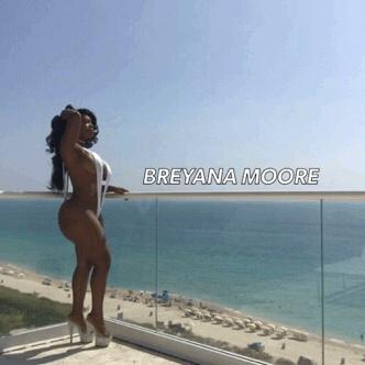 Breyana Moore