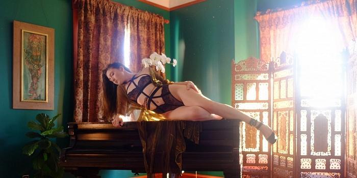 Indigo Parker's Cover Photo