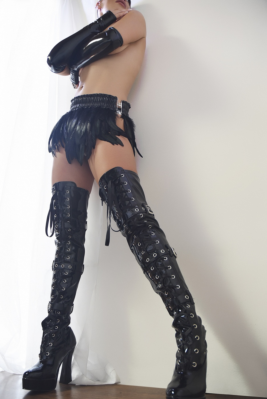 Luxury Dominatrix-Aratrix Paige