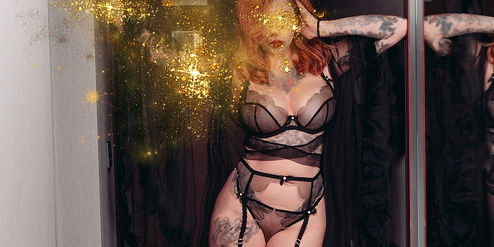 Inked Ginger's Cover Photo