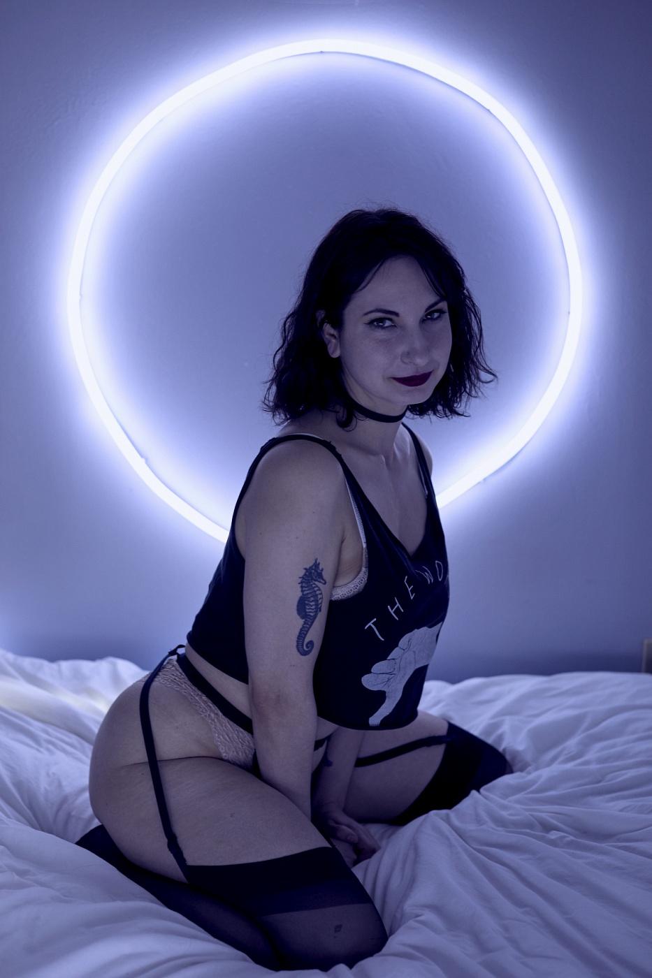 Vanessa Lierre Blue