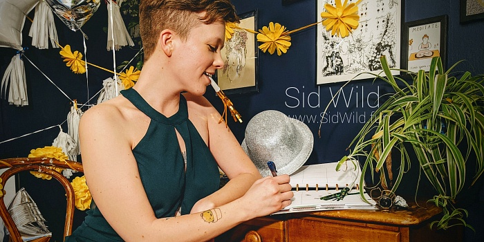 Sid Wild's Cover Photo