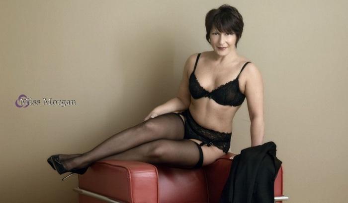 Mistress Morgan Sterling