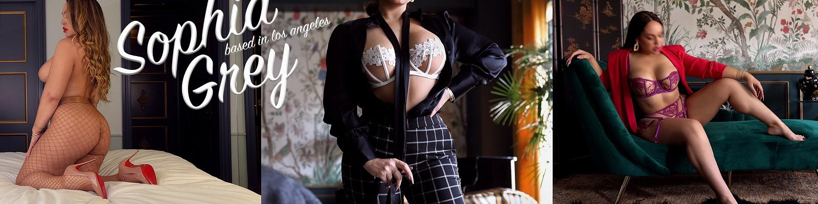Sophia Grey's Cover Photo