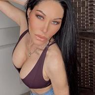 Virtual Model Lilly's Avatar