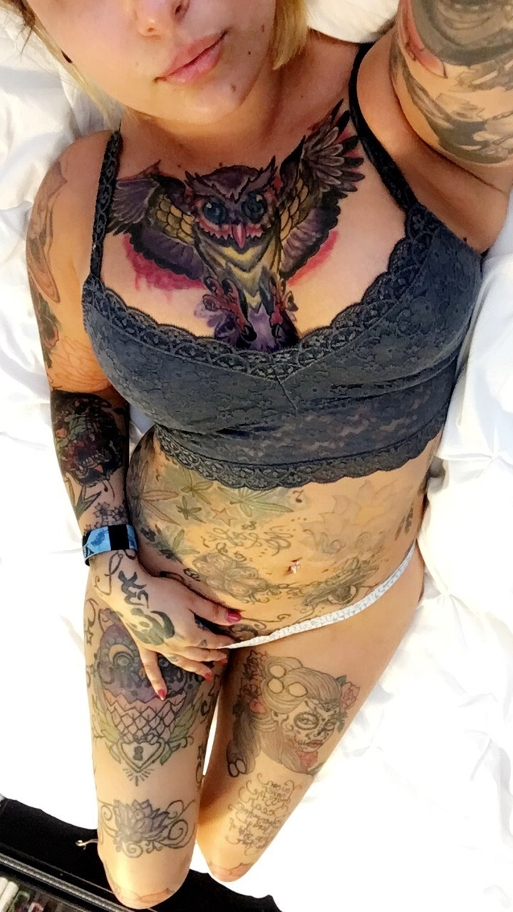 Tatted Goddess