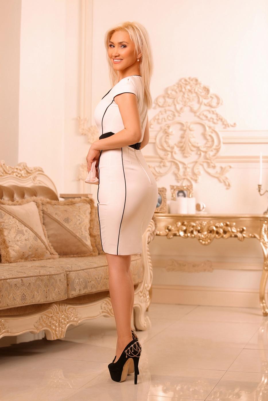 Danna Russian Model