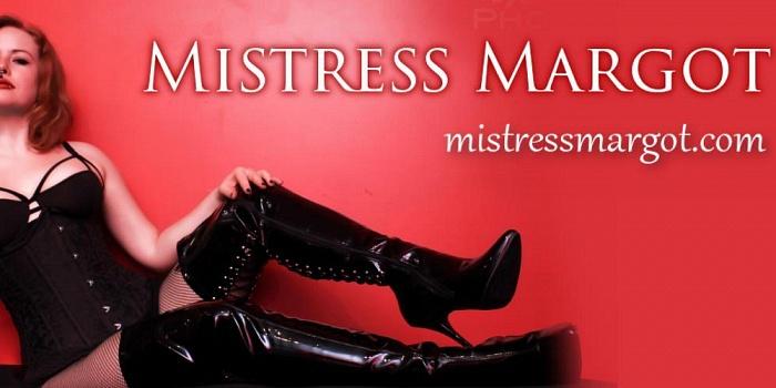 Mistress Margot's Cover Photo