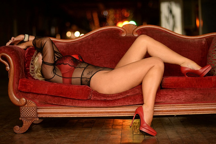 Scarlett Story aka Candy Bridges