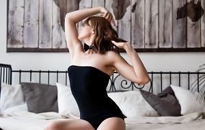 Josie LeGuin - Sweet & Geeky Escort