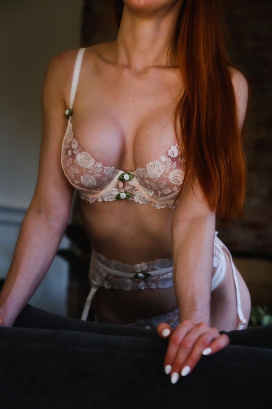 Ginger Madeleine
