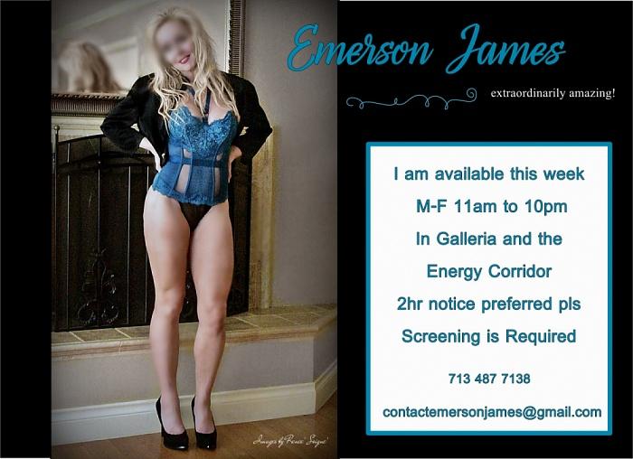 Emerson James