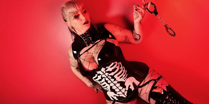 Domina Selene Pain's Cover Photo