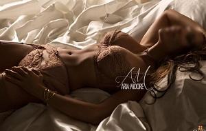 Aria Moore Escort