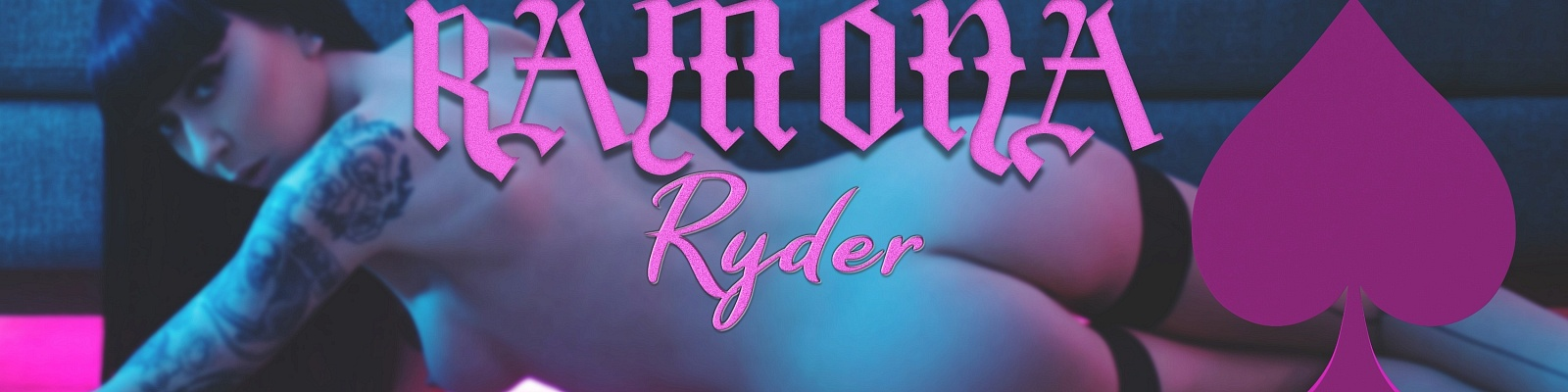 Mistress Ramona Ryder's Cover Photo