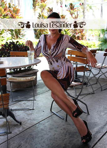 Louisa Lesander