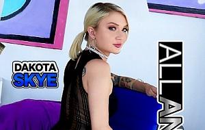 Elegant Pornstar Dakota Skye