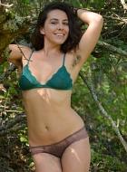 Hairy Nikki Silver - Jezebel Jay