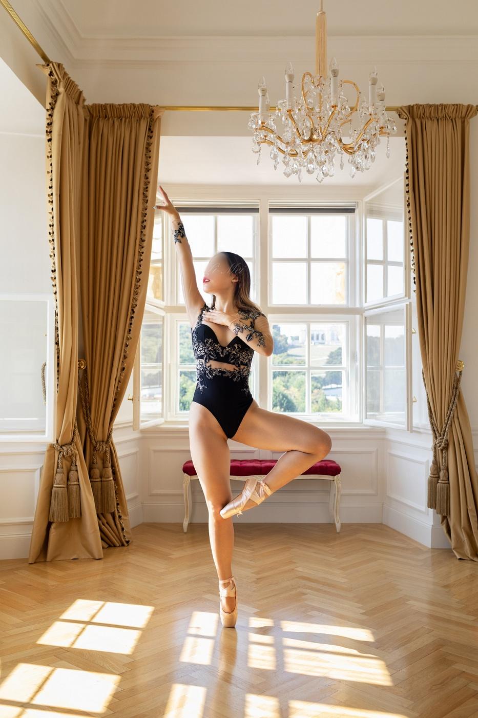 Ballerina Li-Mei