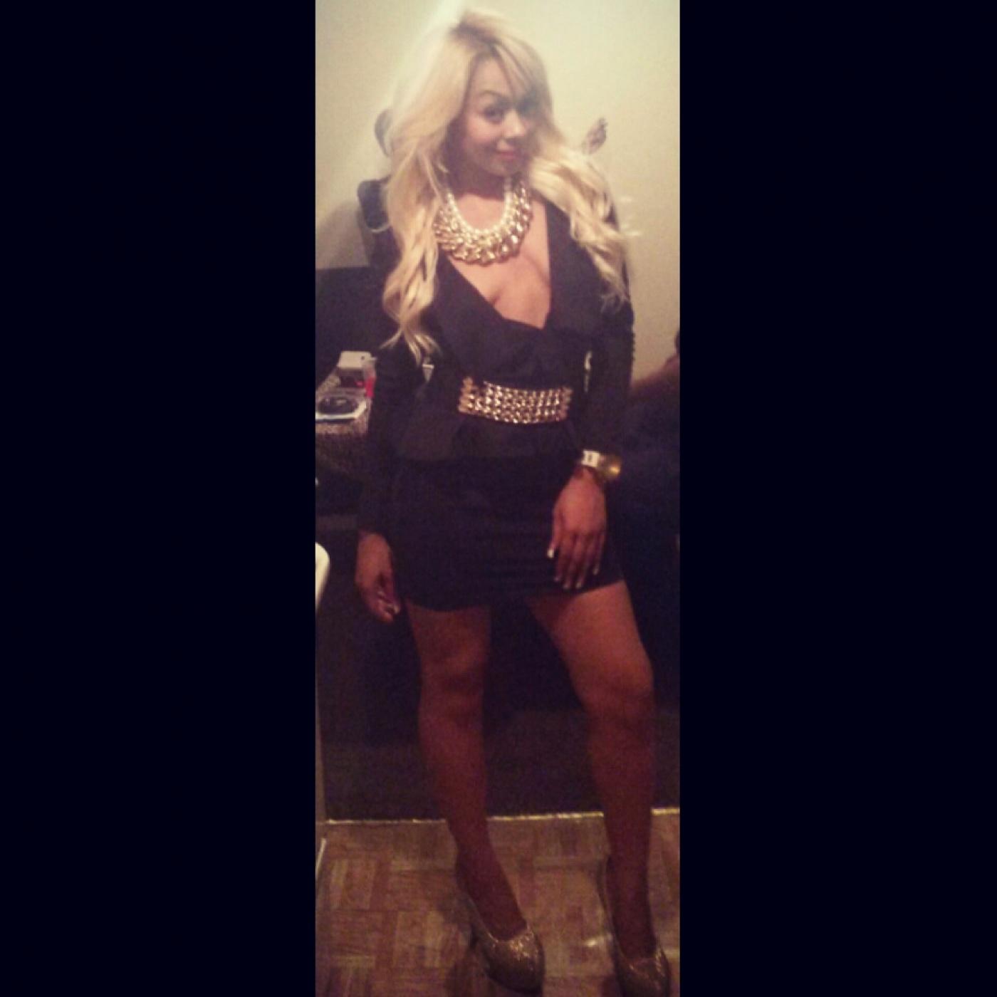 dallas black female escort