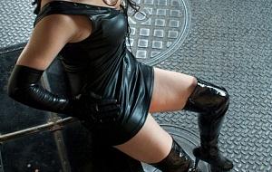 Belinda Blackheart Escort