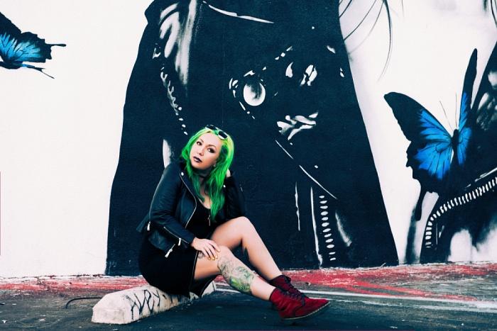 Roxanne Dupri -Edgy Minx in JAX