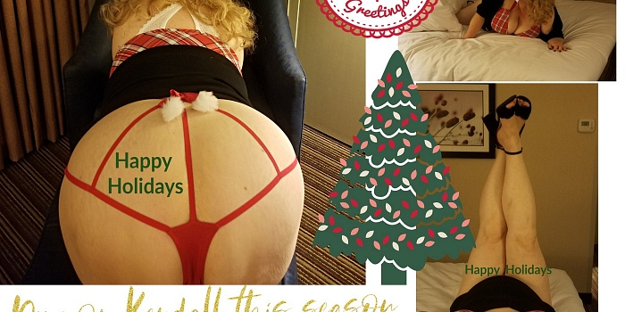 Holiday delight mature Kendall's Cover Photo