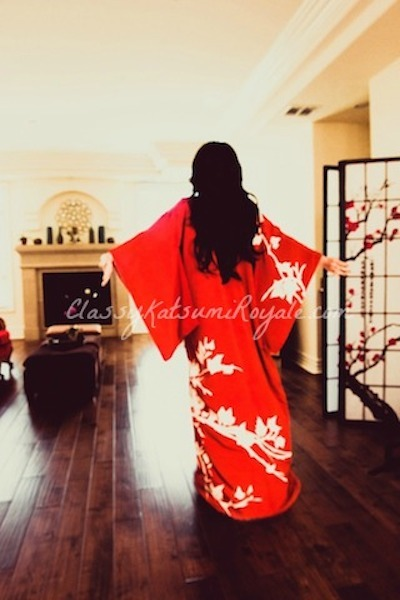 Geisha Katsumi Royale