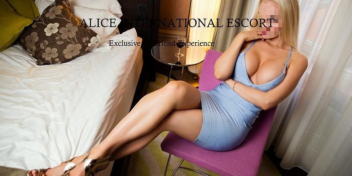Alice international escort's Cover Photo